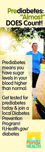 Prediabetes means you have sugar levels in your blood higher than normal. Get tested today.